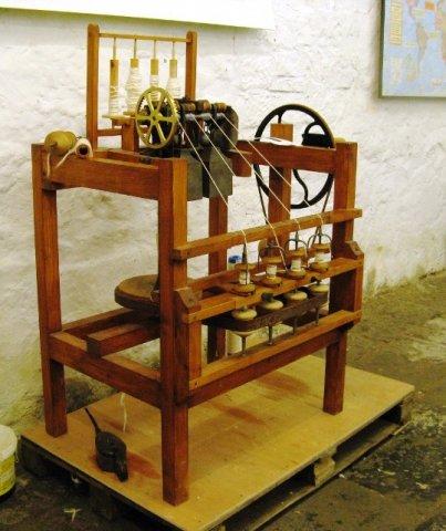 Summer Trip : Cromford Mill - Marple Local History Society