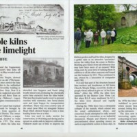 Marple Kilns in the Limelight : Article