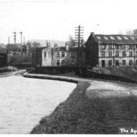 Aqueduct Mill Fire : 1934